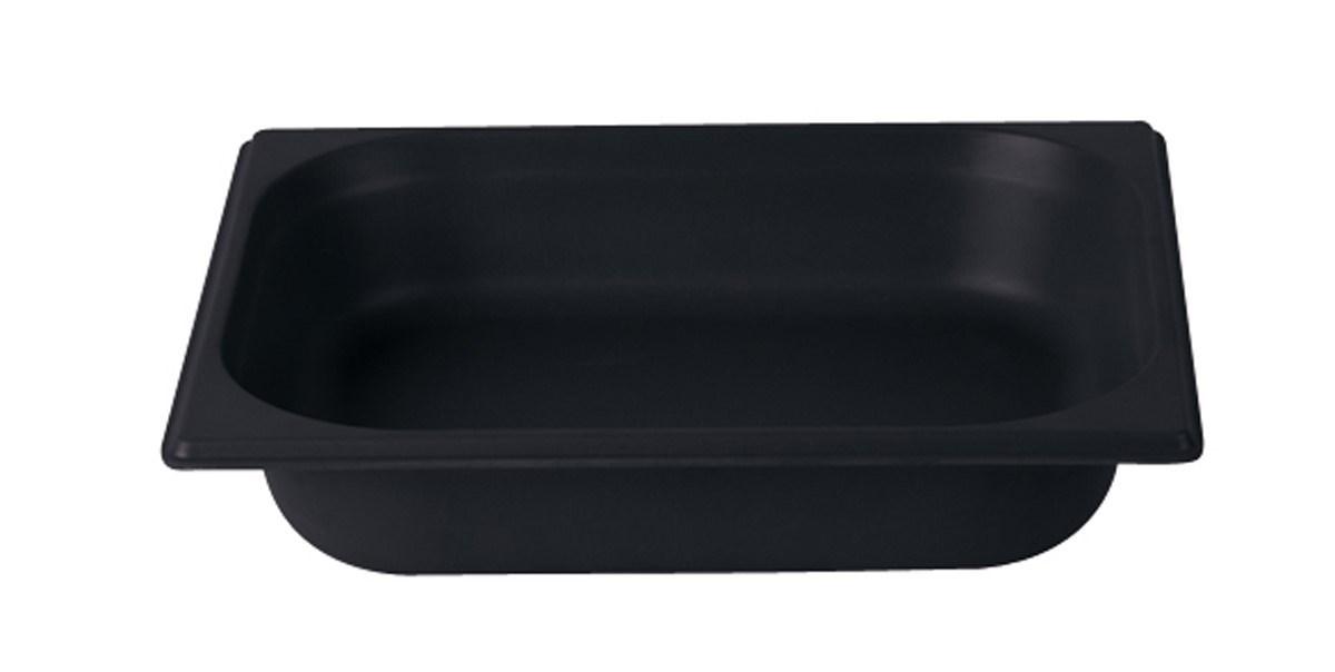Productafbeelding GN 1/2 Bamboo Fibre Zwart 6,5 cm