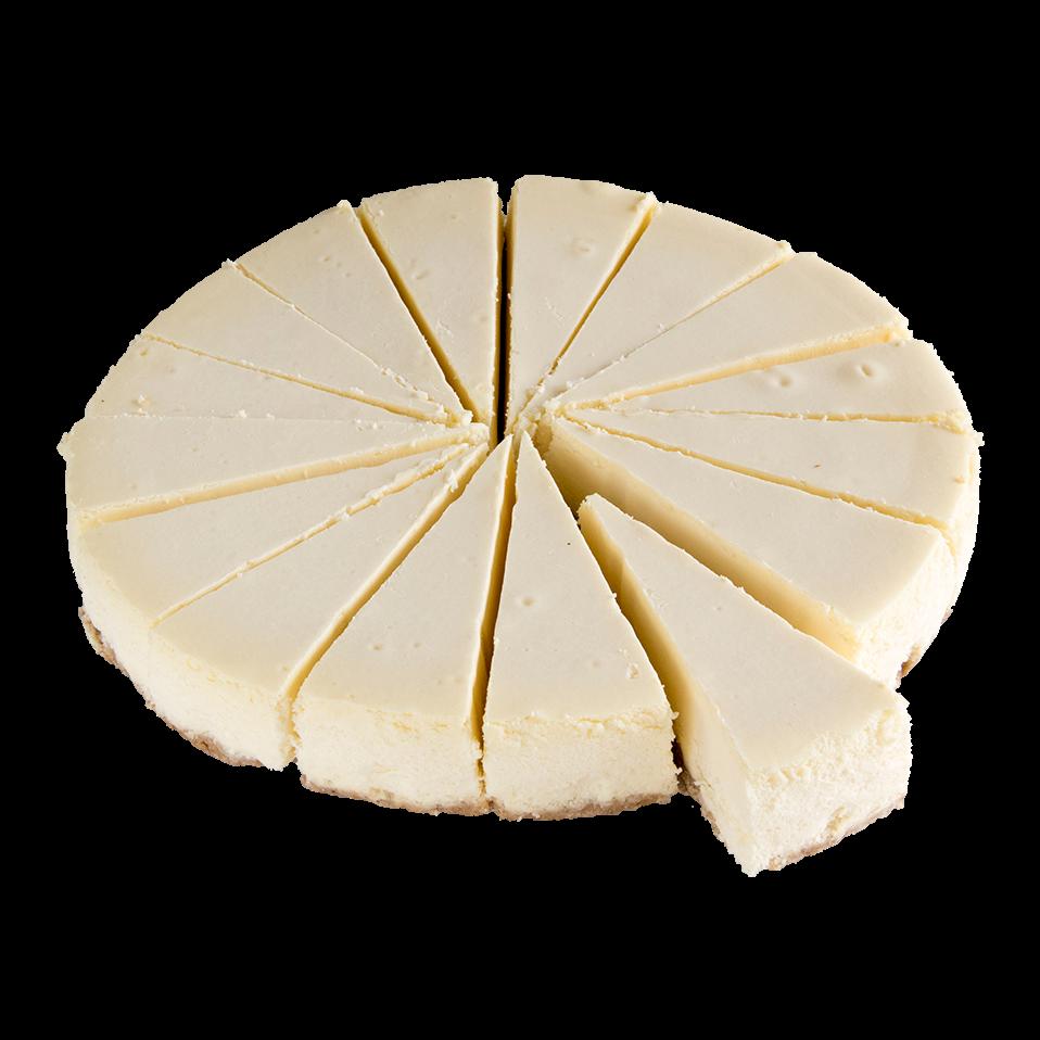 Productafbeelding New York Baked Cheesecake Glutenvrij 14 punten