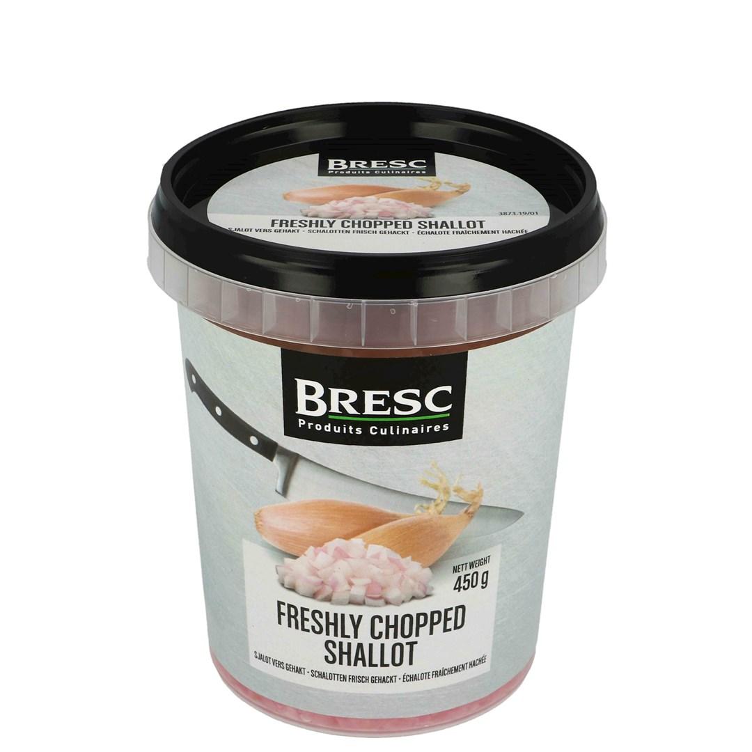 Productafbeelding Freshly chopped shallot 450g