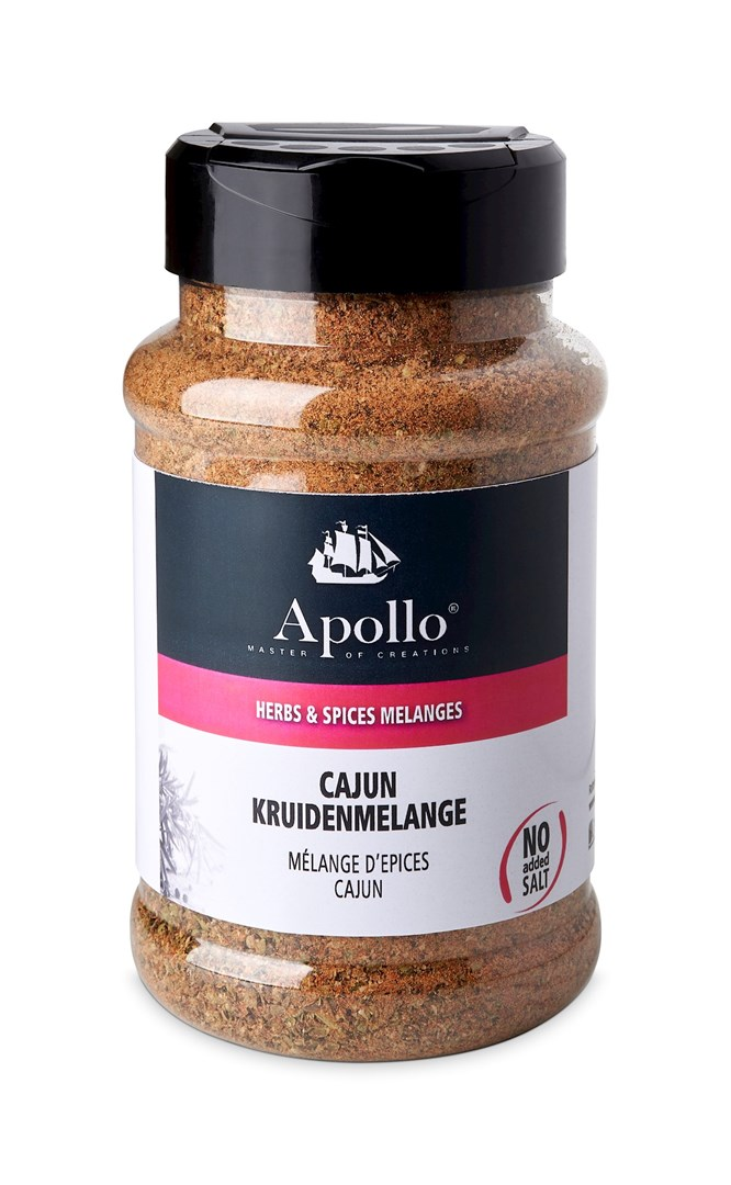 Productafbeelding Cajun kruidenmelange 220g
