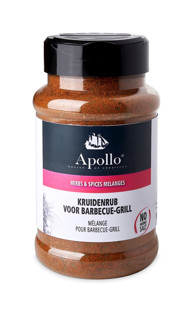 Productafbeelding Kruidenrub voor barbecue-grill 220g