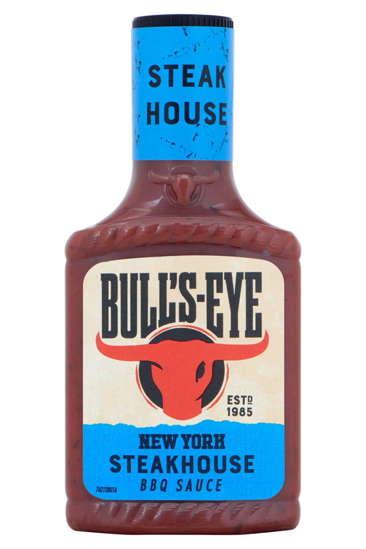 Productafbeelding Bull's-Eye Barbecuesaus New York Steakhouse 300 ml Fles
