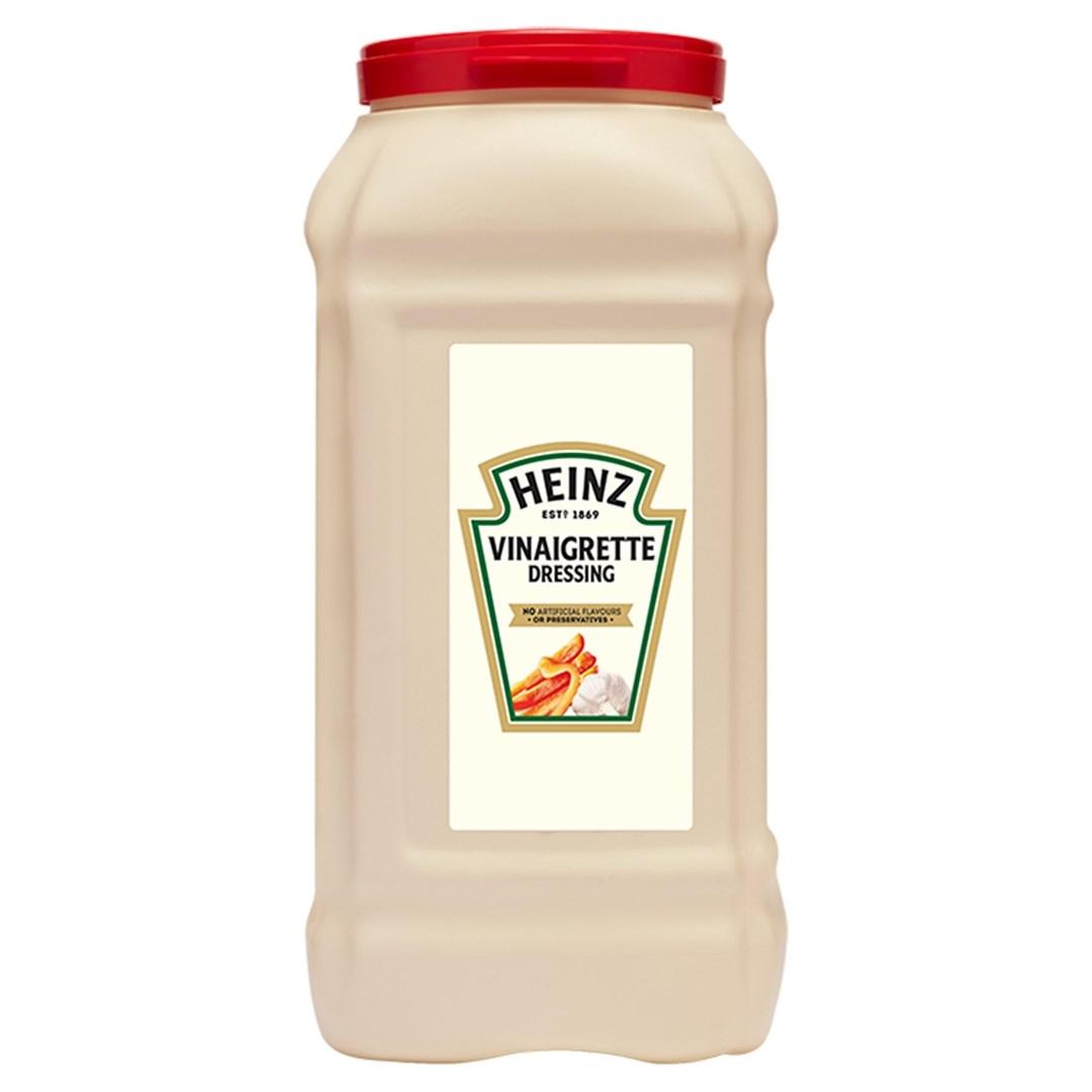 Productafbeelding Heinz Sladressing Vinaigrette 5.2 kg Fles