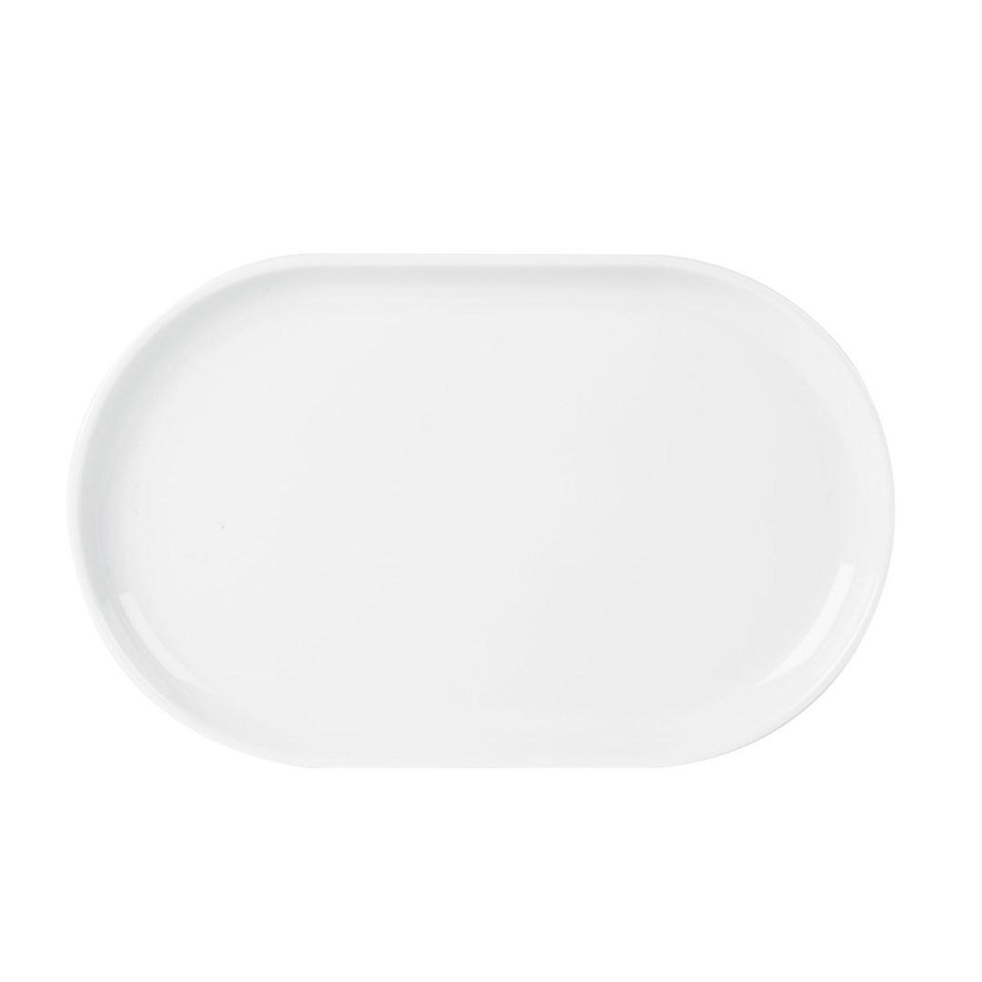 Productafbeelding Standard smal ovaal bord 30 x 15 cm