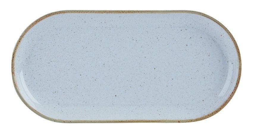 Productafbeelding Ovaal bord Stone 32 x 20 cm