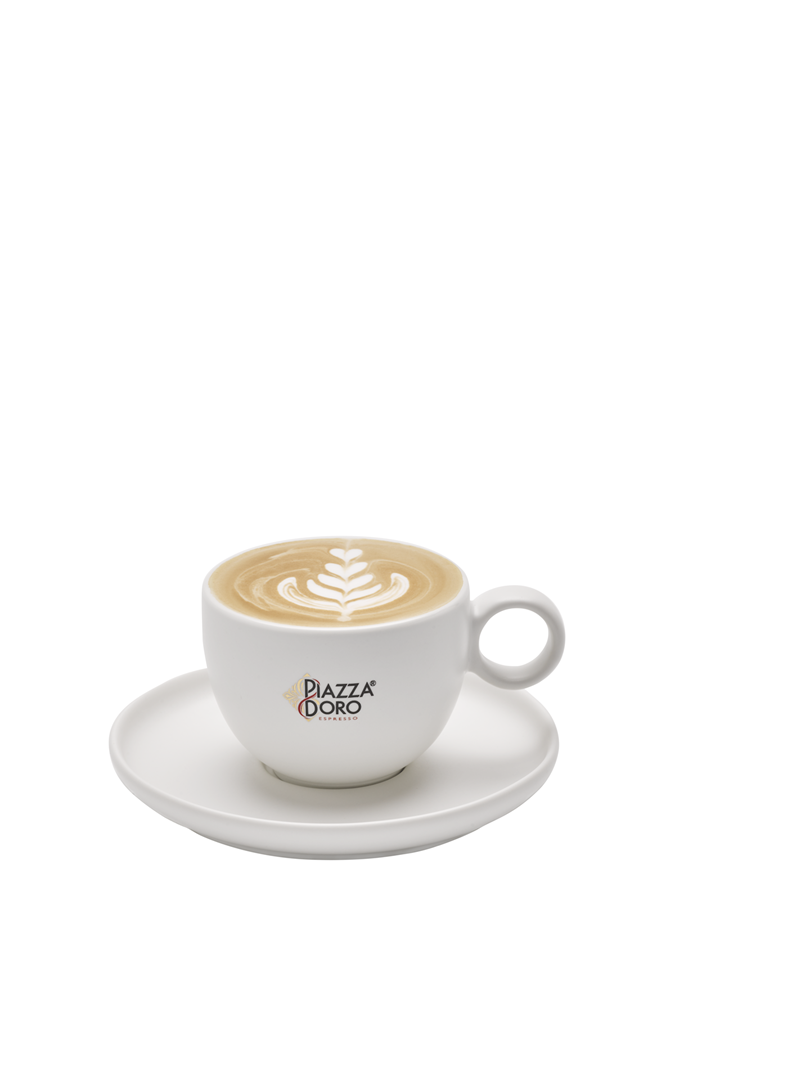 Productafbeelding Piazza D'oro Koffieservies Kop Cappuccino Wit 1pc
