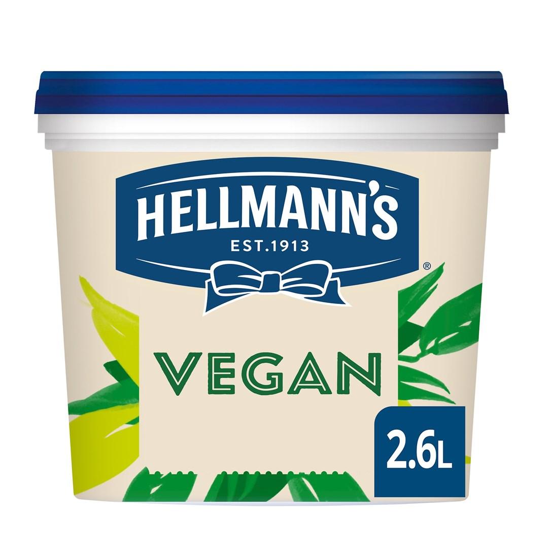 Productafbeelding Hellmann's Vegan 2,5kg 1x
