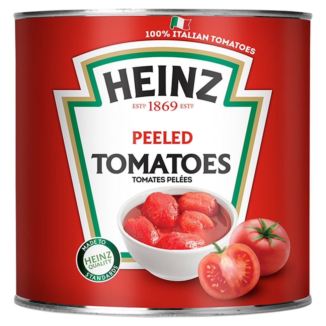 Productafbeelding Heinz Tomaten Peeled 2.52 kg Blik