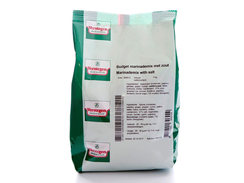 Productafbeelding Verstegen Budget mix voor marinade 1 kg env