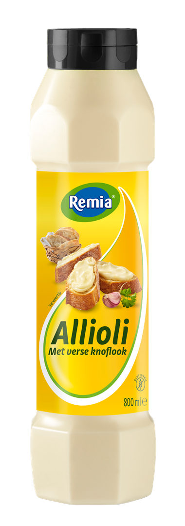 Productafbeelding Remia Allioli | Tube 800 ML