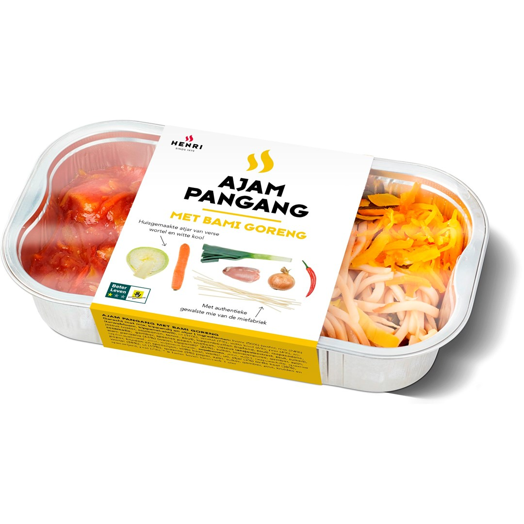 Productafbeelding Ajam pangang met bami goreng