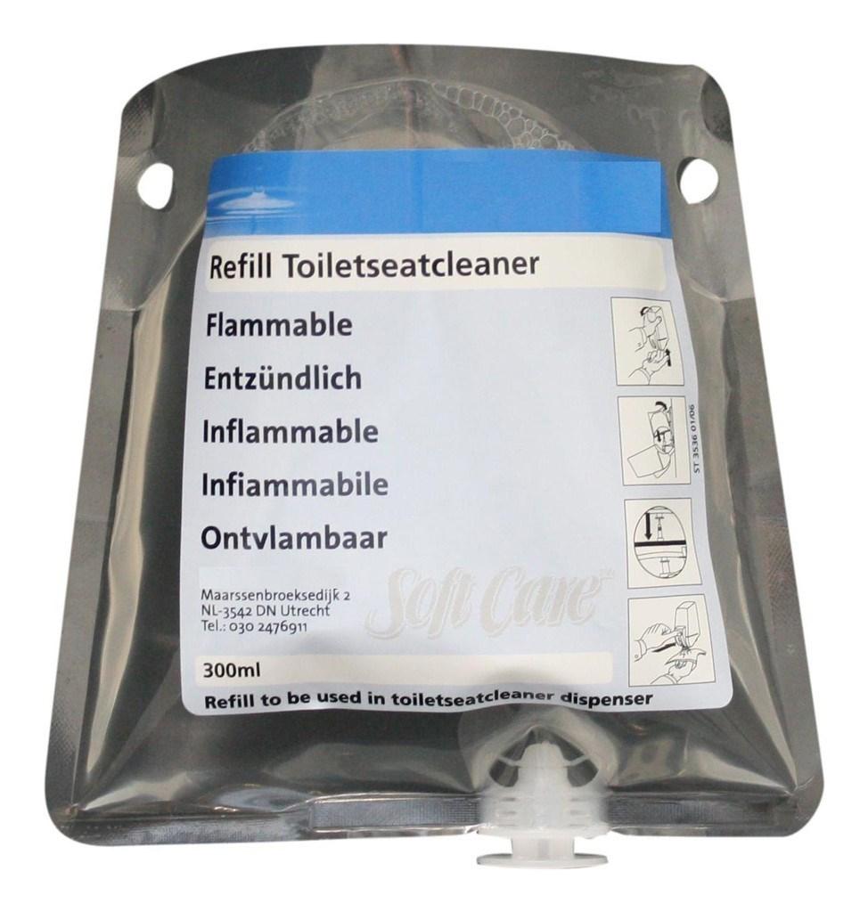 Productafbeelding Vullingen Soft Care toiletseatcleaner