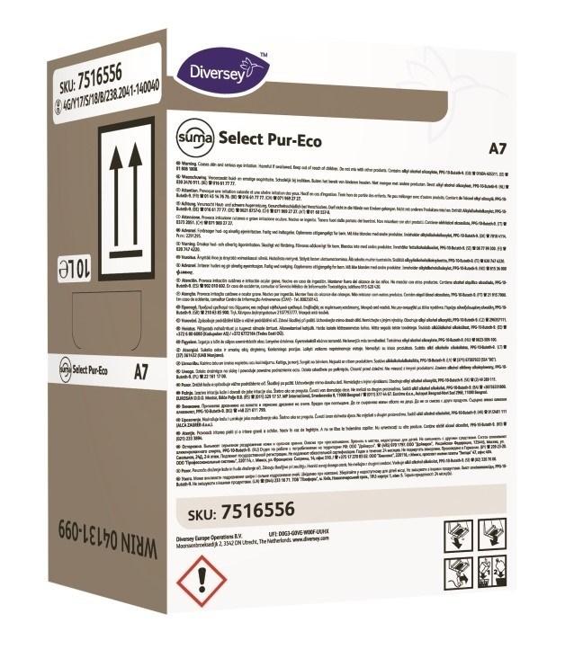 Productafbeelding Suma Select Pur-Eco A7 - SafePack
