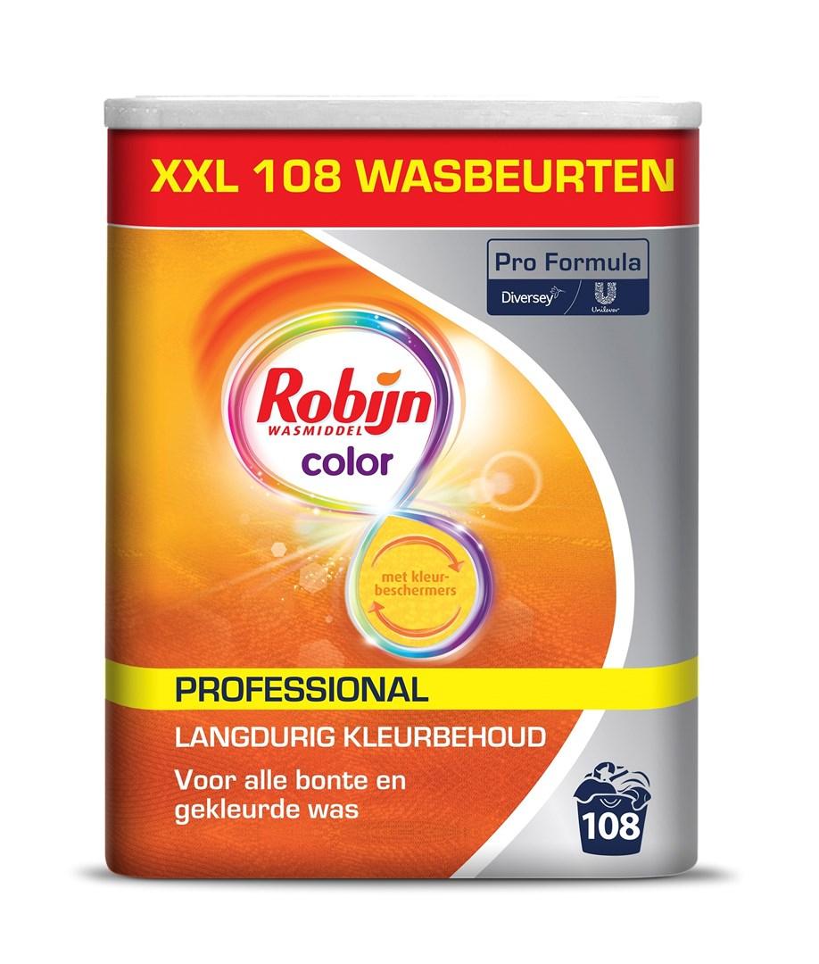 Productafbeelding Robijn Prof. Color 6,156 kg / 108 wasbeurten