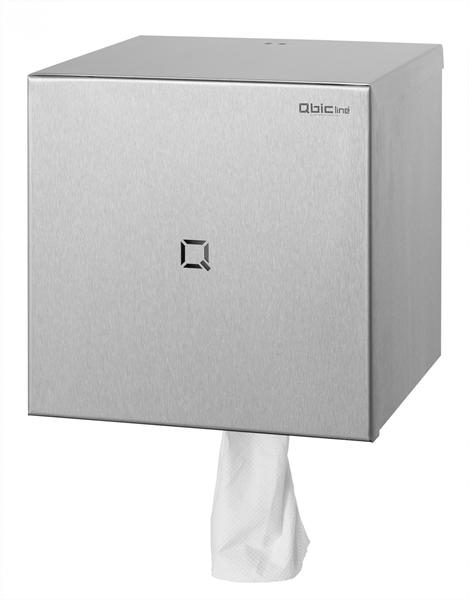 Productafbeelding Qbic keukenrol dispenser MIDI 7070 t.b.v. Multirol tot 300 meter