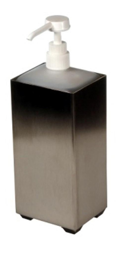 Productafbeelding RVS houder voor 1 liter fles