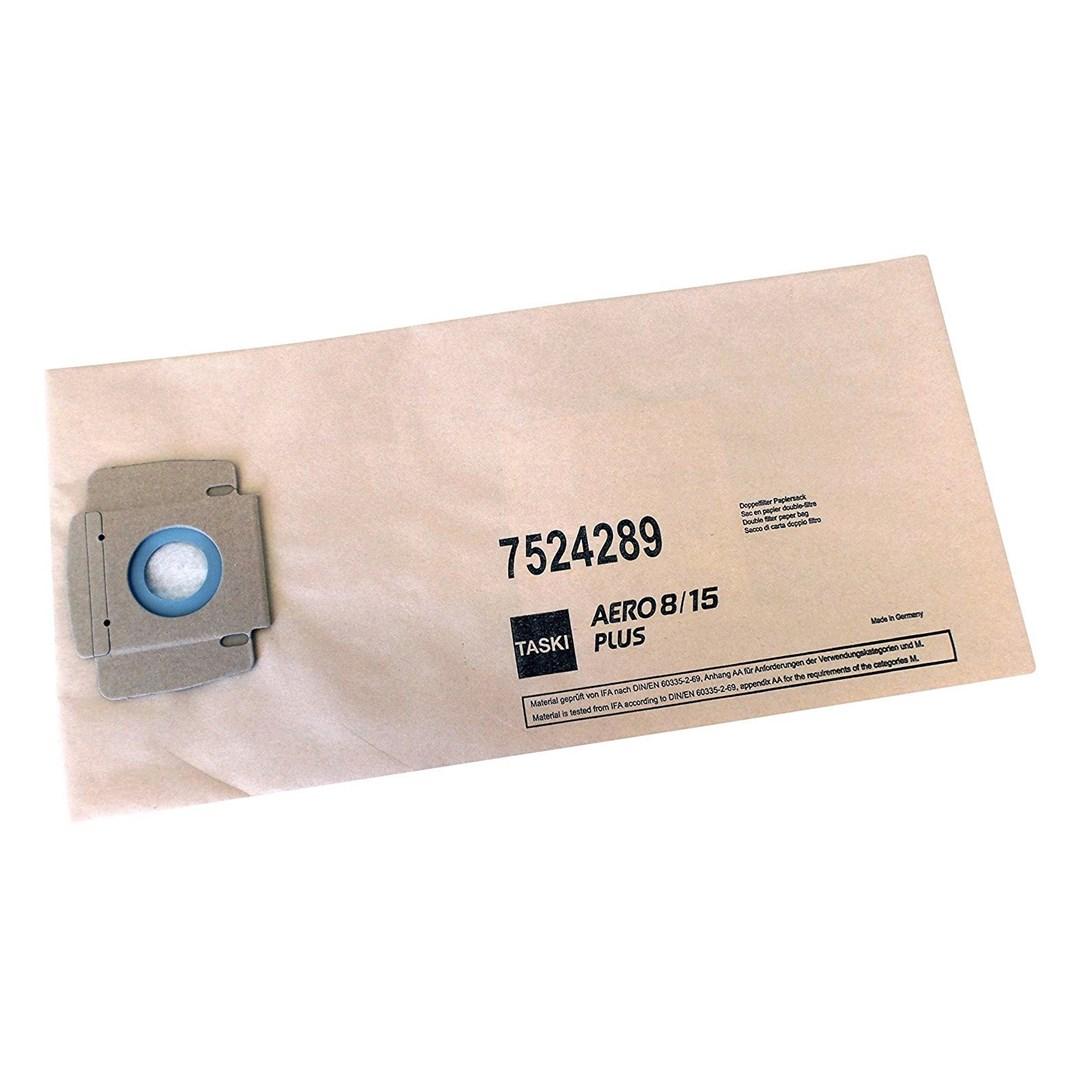 Productafbeelding TASKI AERO 8/15 papieren stofzak