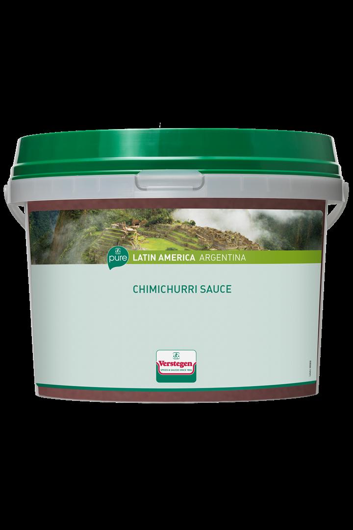 Productafbeelding Verstegen Chimicurri sauce 2,7 l emmer