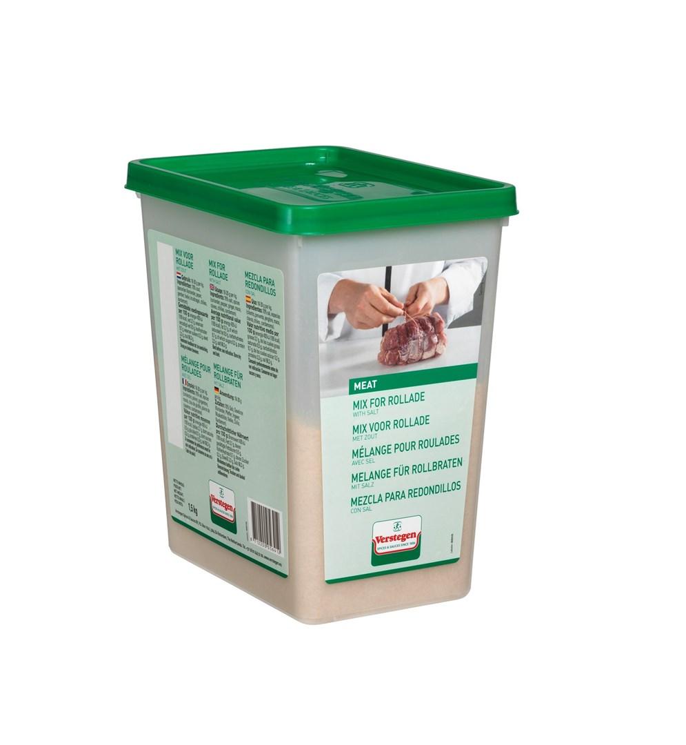 Productafbeelding Verstegen  mix voor rollade met zout 1500 g kuipje