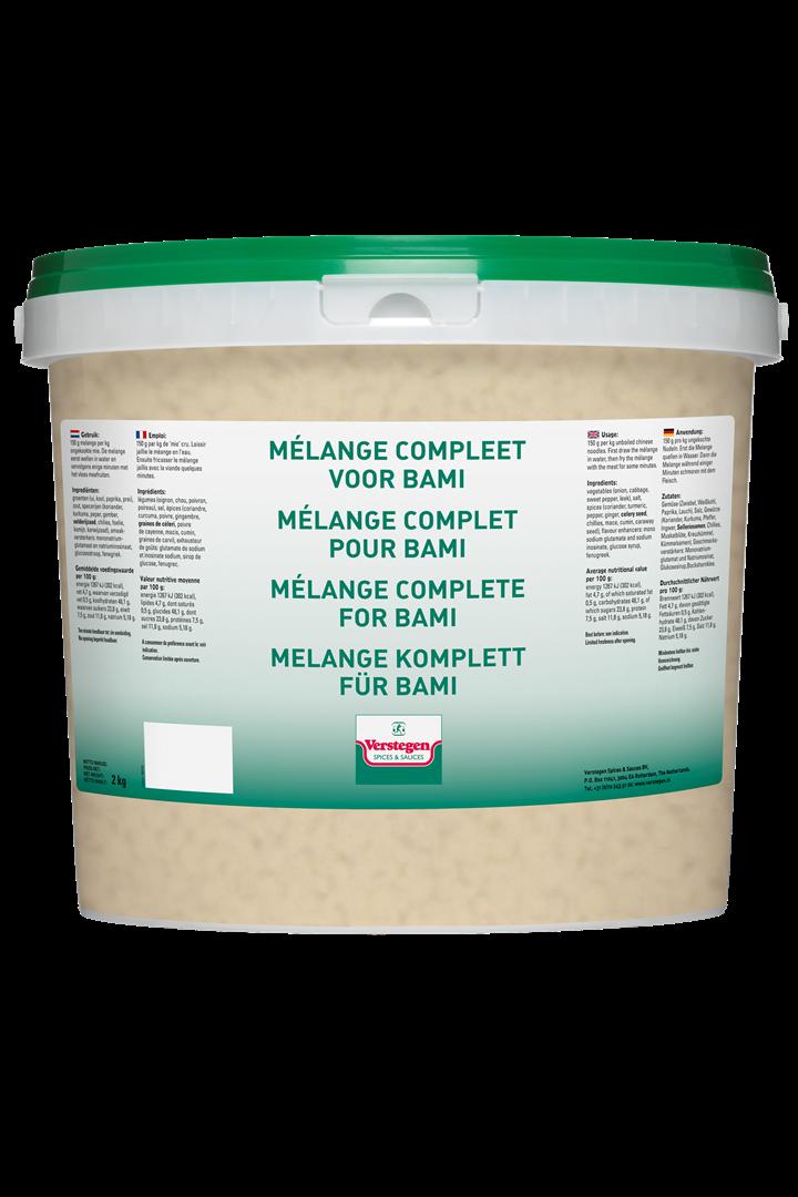 Productafbeelding Verstegen  Mélange compleet voor bami 2000 g emmer