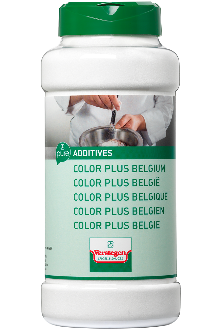 Productafbeelding Verstegen  Color plus België  650 g pot