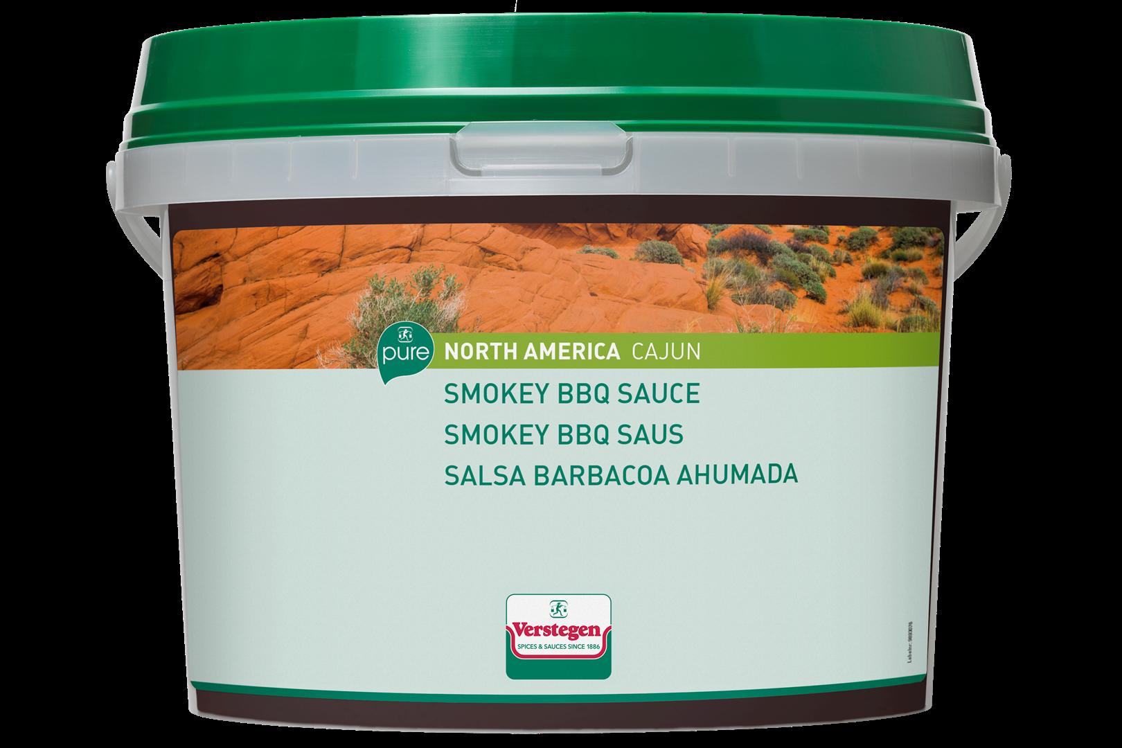 Productafbeelding Verstegen  Smokey bbq sauce  2700 g emmer