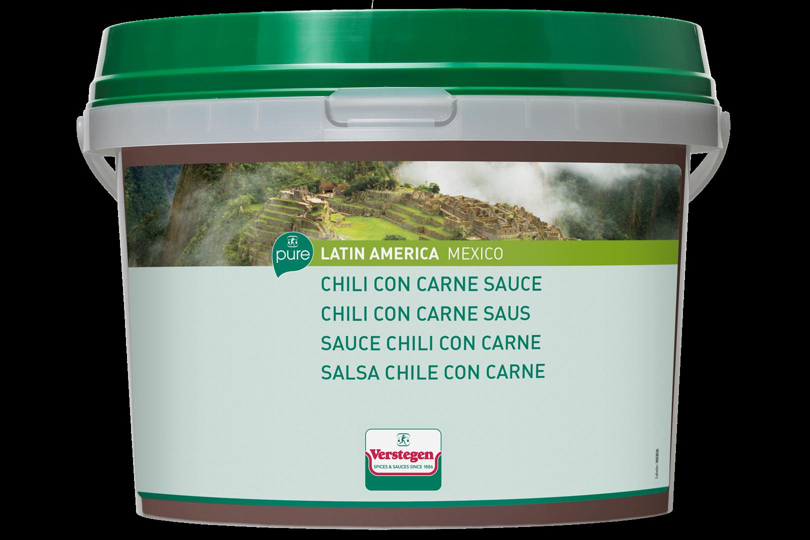 Productafbeelding Verstegen saus chili con carne 2700 ML emmer