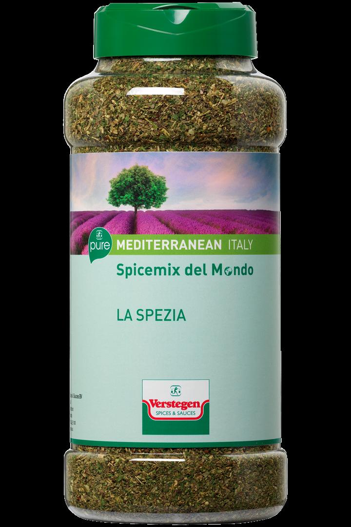 Productafbeelding Verstegen Pure Spicemix del mondo  La Spezia 300 g pot