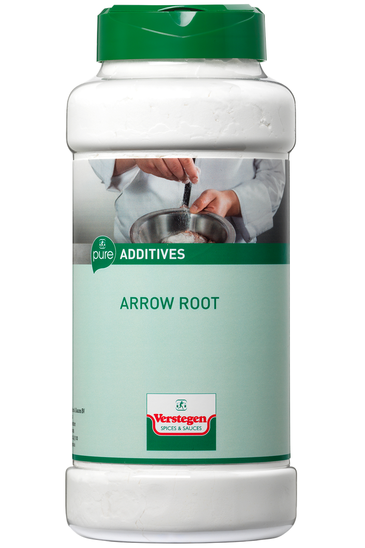 Productafbeelding Verstegen Arrowroot  500 g pot