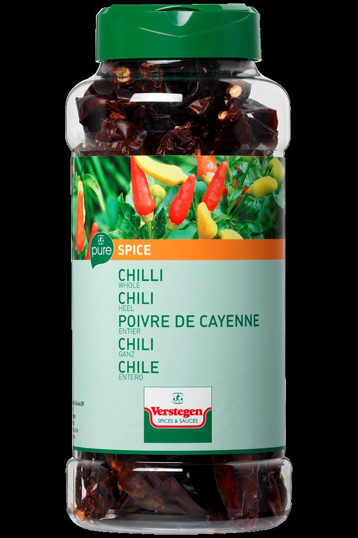 Productafbeelding Verstegen Chili heel 95 g pot
