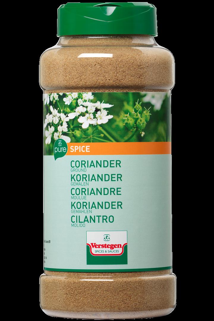 Productafbeelding Verstegen Pure Koriander gemalen 425 g pot