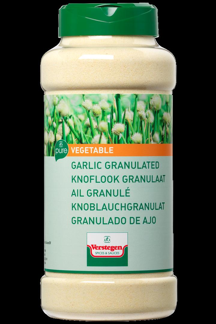 Productafbeelding Verstegen Pure Knoflook granulaat  675 g pot