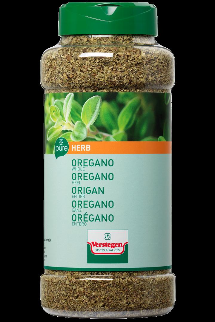 Productafbeelding Verstegen Pure Oregano heel 120 g pot