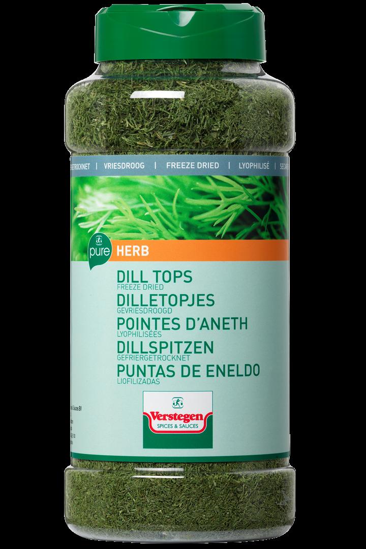Productafbeelding Verstegen  Dilletopjes gevriesdroogd 77 g pot