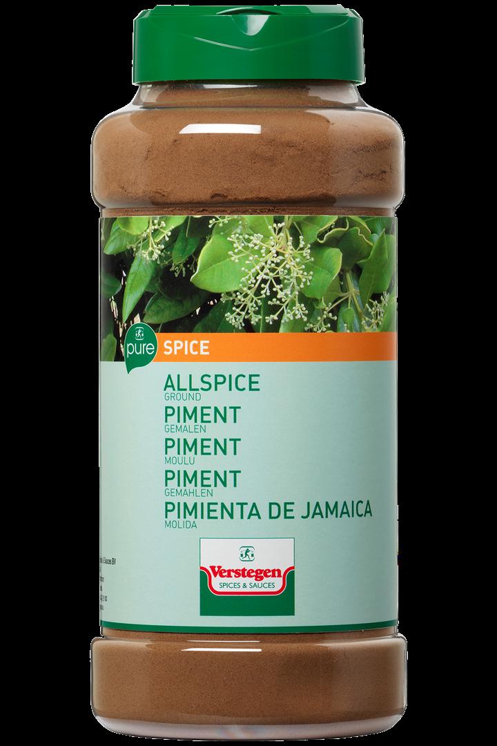 Productafbeelding Verstegen  piment gemalen 400 g pot