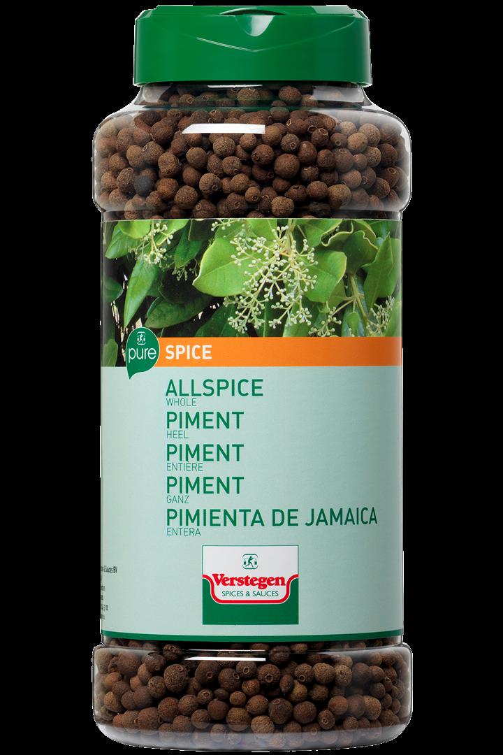 Productafbeelding Verstegen  piment heel 380 g pot