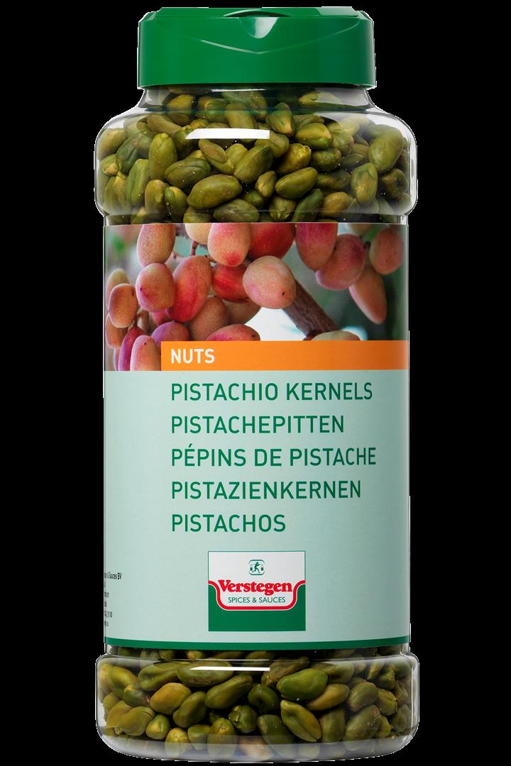 Productafbeelding Verstegen  pistachepitten 615 g pot