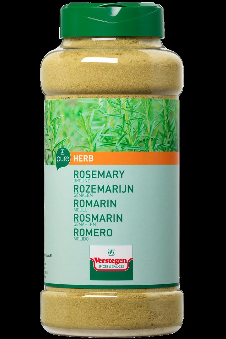 Productafbeelding Verstegen Pure rozemarijn gemalen 260 g pot