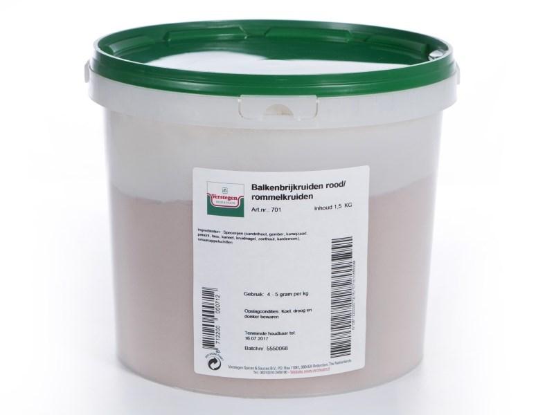 Productafbeelding Verstegen balkenbrijkruiden  1500 gram box