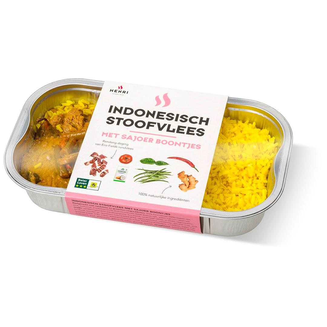 Productafbeelding Indonesisch stoofvlees BLk