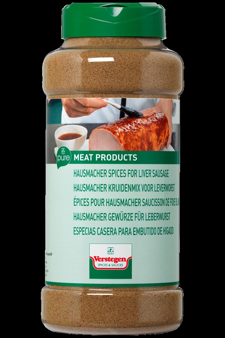 Productafbeelding Verstegen  Hausmacher kruidenmix voor Leverworst 500 g pot