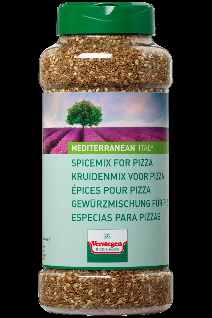 Productafbeelding Verstegen  kruidenmix voor pizza 475 g pot