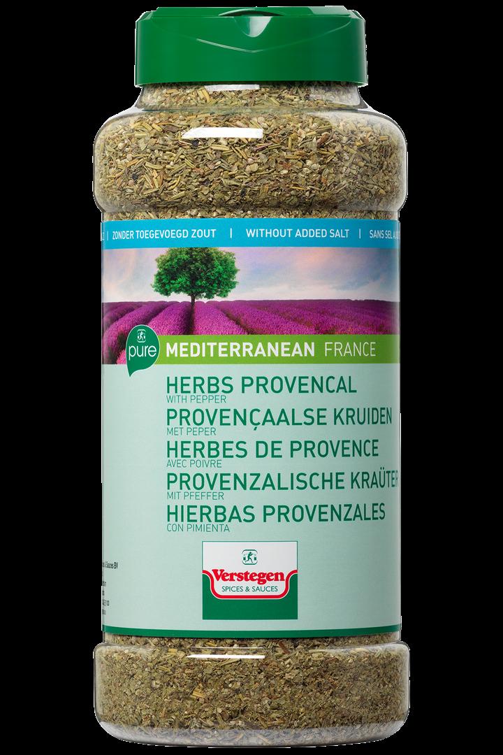 Productafbeelding Verstegen Mediterranean provencaalse kruiden 300 g pot