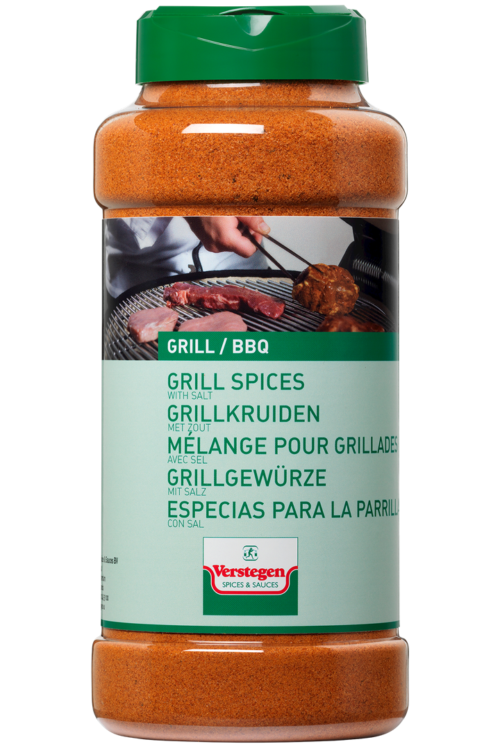 Productafbeelding Verstegen  Grillkruiden 850 g pot