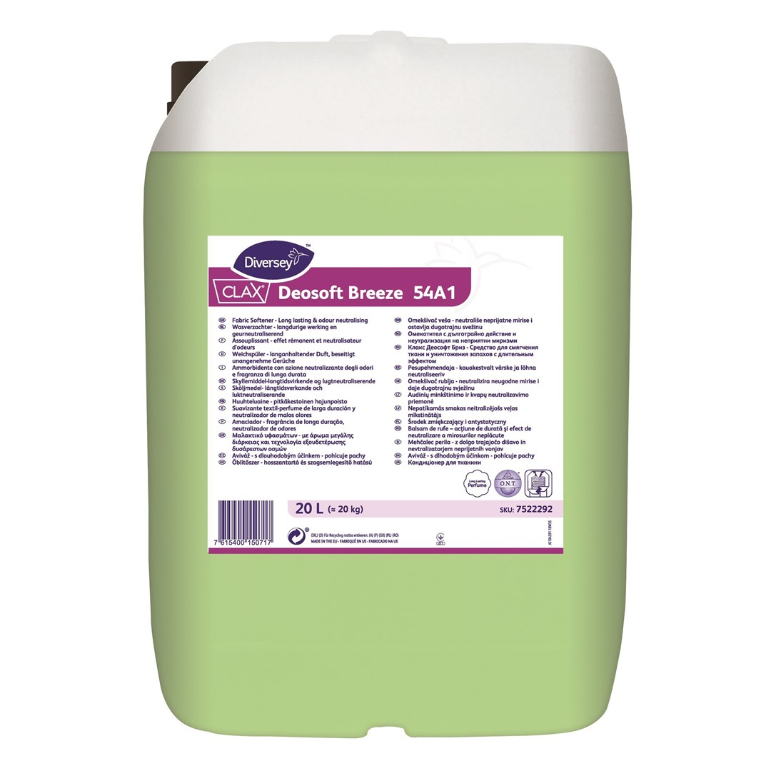 Productafbeelding Clax DeoSoft BREEZE 54A1