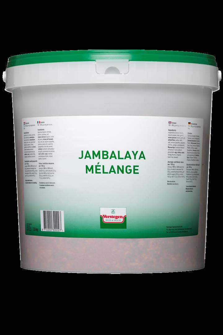 Productafbeelding Verstegen  Jambalaya melange  2500 g emmer