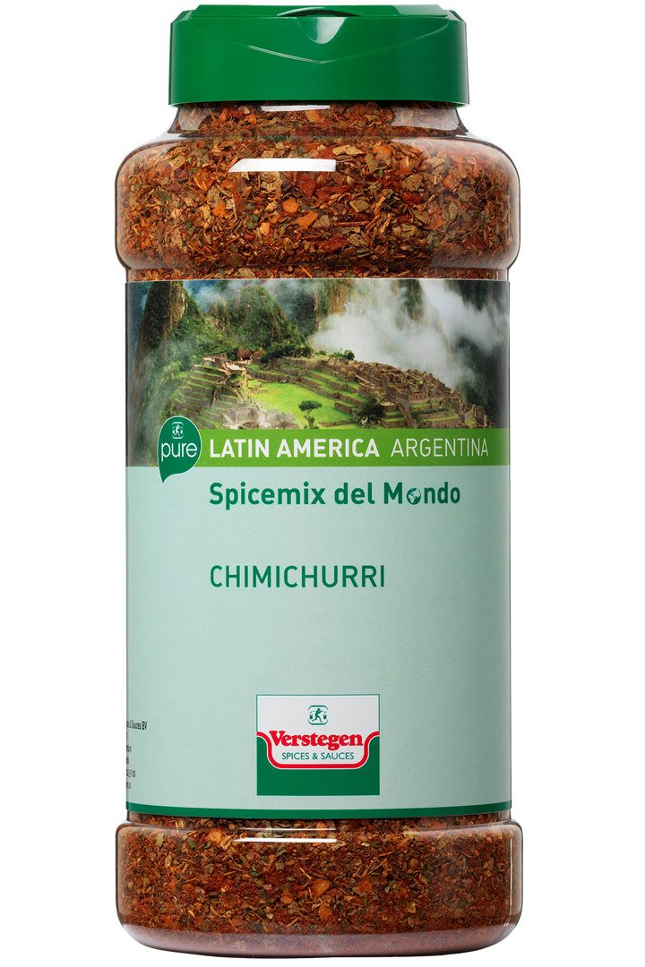Productafbeelding Verstegen Pure Spicemix del mondo  Chimichurri 500 g pot