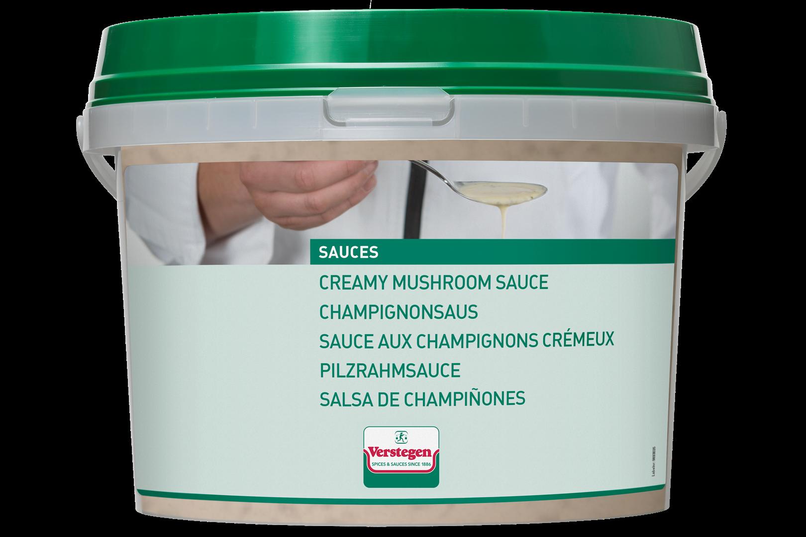 Productafbeelding Verstegen  champignonsaus 2700 ML emmer