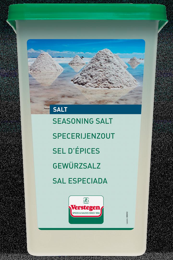 Productafbeelding Verstegen  specerijenzout  2500 g kuipje
