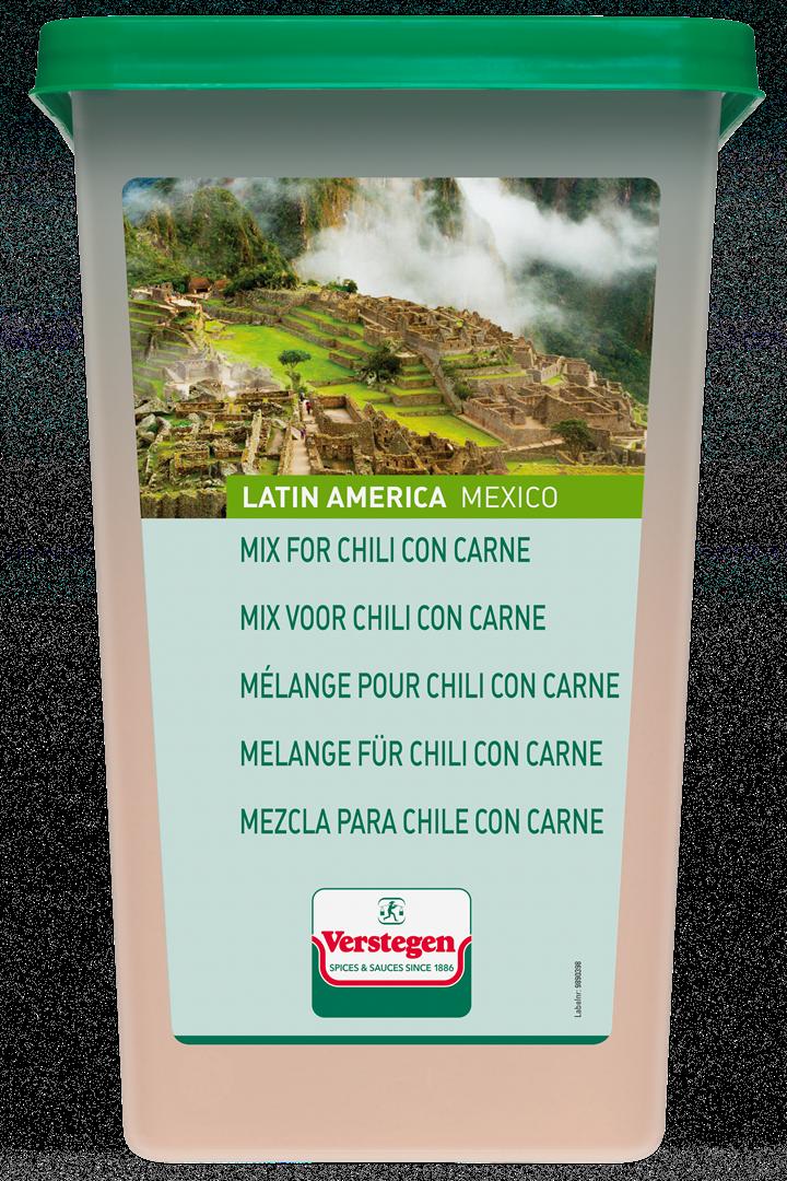 Productafbeelding Verstegen  mix voor chili con carne 2000 g kuipje